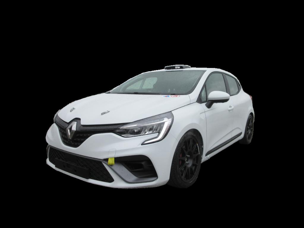 Website laten maken - Clio 5 RS Cup Racing 2