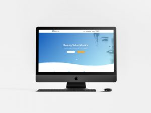 Website laten maken - Website laten maken in Berkel en Rodenrijs Beauty Salon Monica