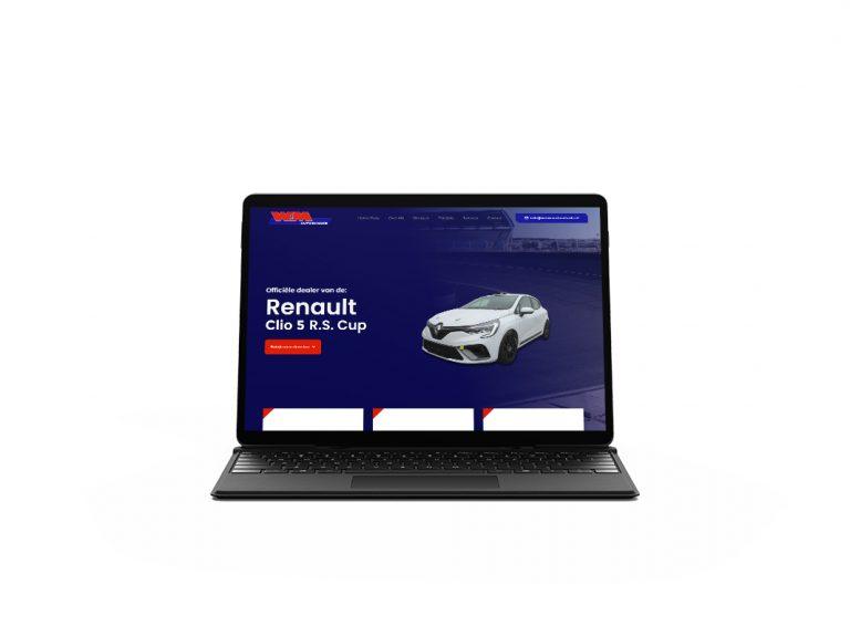 Website laten maken - WenM AutoSchade AutoDeal Website Laten Maken Surface